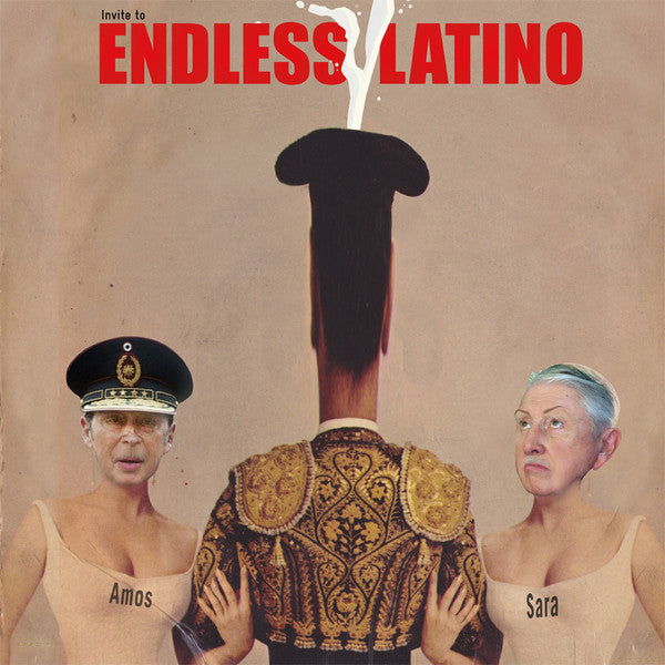 Invite To Endless Latino