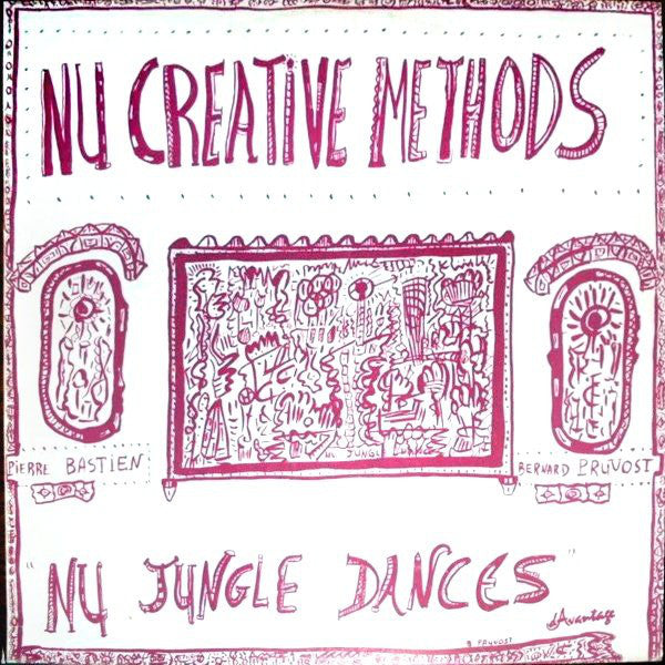Nu Jungle Dances