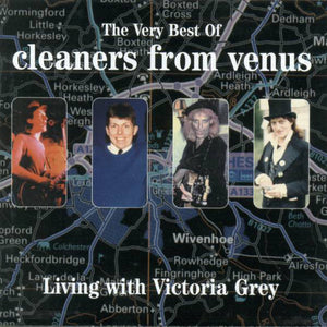 Living With Victoria Grey: The Very Best Of