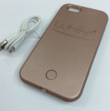 Luxury Brand LuMee LED Light Selfie Phone
