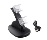 Dual USB Charge Dock Stand for Sony PS4