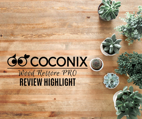 Customer Review - Coconix Floor and Furniture Repair Kit: GREAT TO HAVE ON HAND!