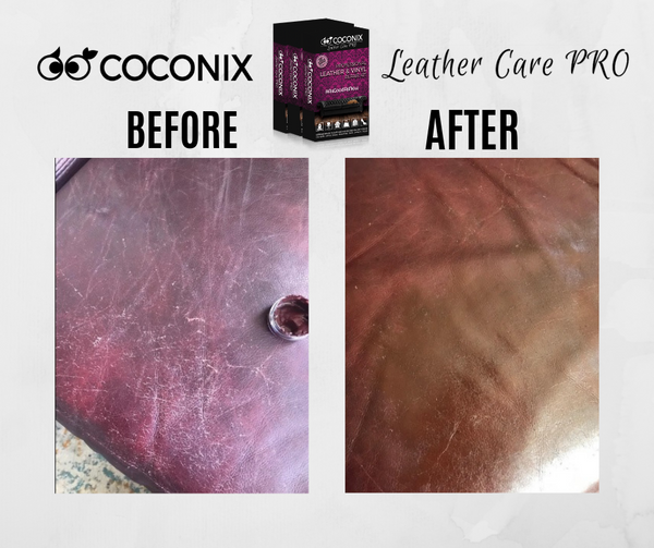 Customer Review: Coconix Professional Leather and Vinyl Repair Kit:  SUPER EASY