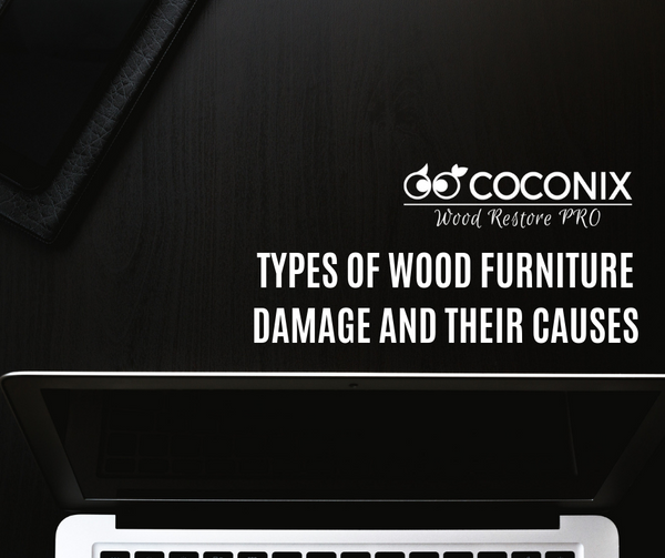 TYPES OF WOOD FURNITURE DAMAGE AND THEIR CAUSES