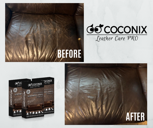Customer Review - Coconix Professional Leather and Vinyl Repair Kit:  A MUST BUY!