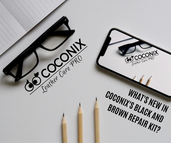 WHAT'S NEW IN COCONIX'S BLACK AND BROWN REPAIR KIT?