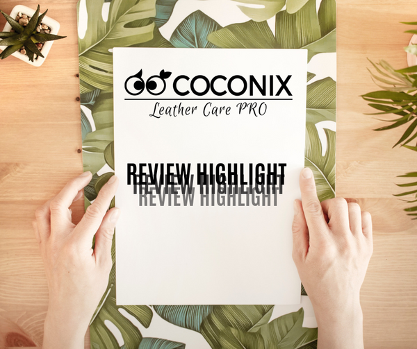 Customer Review - Coconix Professional Leather and Vinyl Repair Kit: WORTH THE MONEY!