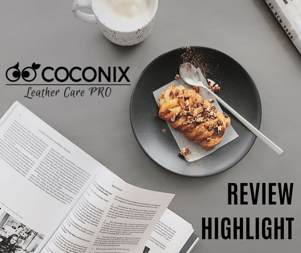 Customer Review - Coconix Professional Leather and Vinyl Repair Kit: #ASGOODASNEW IS 100% ACCURATE!