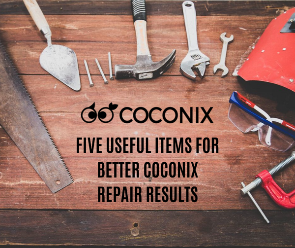 FIVE USEFUL ITEMS FOR A BETTER COCONIX REPAIR RESULTS