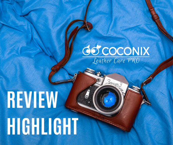 Customer Review - Coconix Professional Leather and Vinyl Repair Kit: DOES THE JOB!