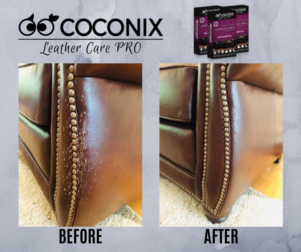 Customer Review - Coconix Professional Leather and Vinyl Repair Kit: SURFACE SCRATCHES FIXED