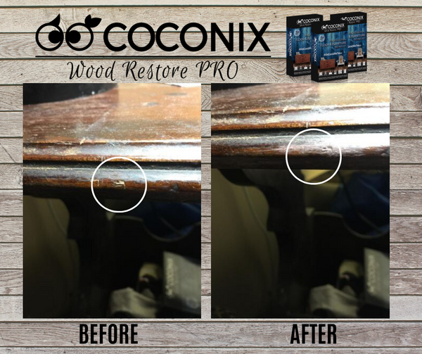 Customer Review - Coconix Floor and Furniture Repair Kit: GREAT TO HAVE ON HAND