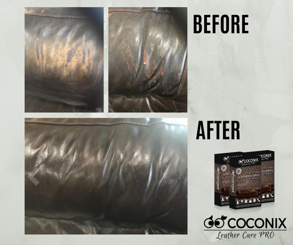 Customer Review - Coconix Professional Leather and Vinyl Repair Kit: EASY TO USE!!!