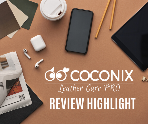 Customer Review - Coconix Professional Leather and Vinyl Repair Kit: LOOKS WAAAAY BETTER!
