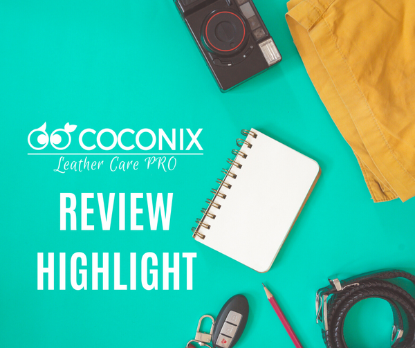 Customer Review - Coconix Professional Leather and Vinyl Repair Kit: EXCELLENT PRODUCT FOR DIY WORK