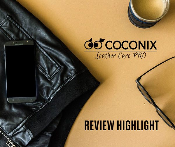 Customer Review - Coconix Professional Leather and Vinyl Repair Kit: GREAT PRODUCT - VERY EASY TO USE & USER FRIENDLY