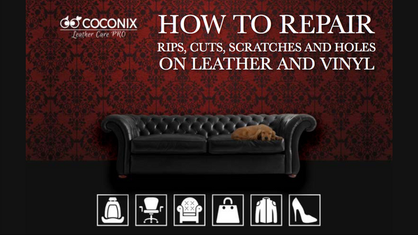 EBOOK: How to Repair Rips, Cuts, Scratches and Holes