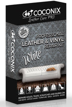 Load image into Gallery viewer, Coconix White Leather and Vinyl Repair Kit - coconix