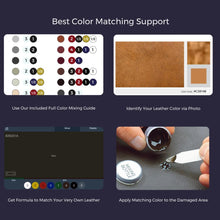 Load image into Gallery viewer, Coconix Mix & Match Leather and Vinyl Repair Kit - coconix