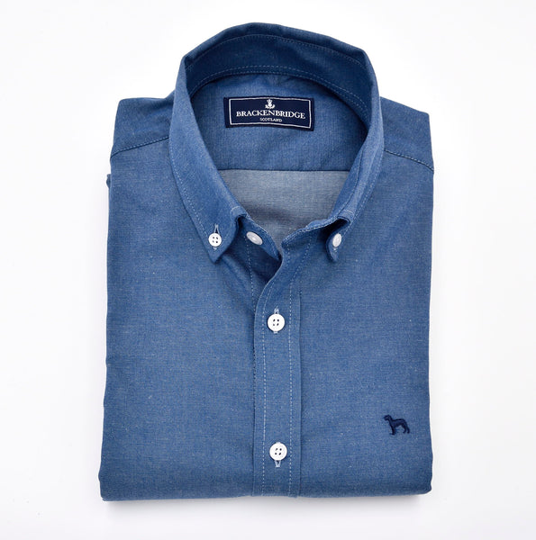 Camisa Denim azul - Brackenbridge