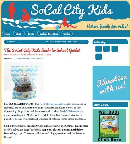 The SoCal City Kids Back-to-School Guide!