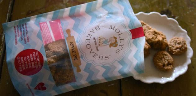 Molly's Bakeovers: Healthy snack alternatives