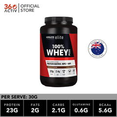 100% Whey Powder 900g