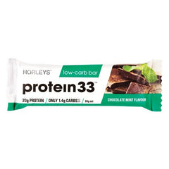 Protein 33 Low Carb Bars (Single)