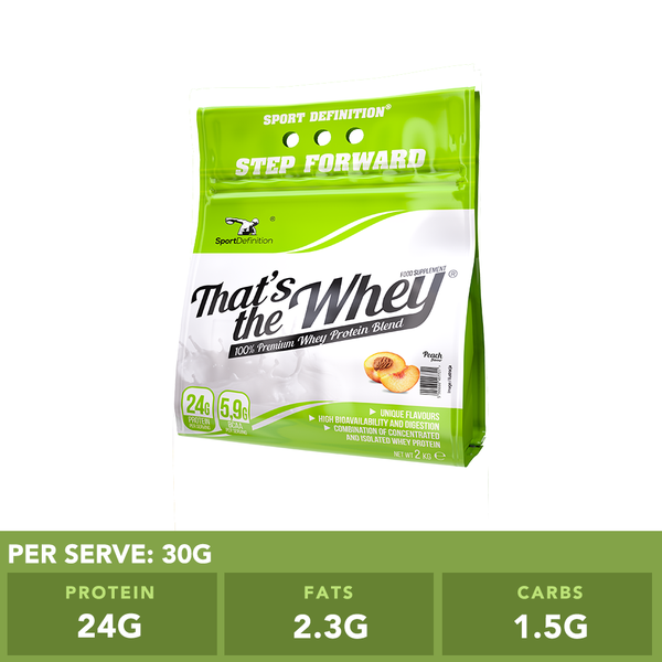 That's The Whey (2kg)