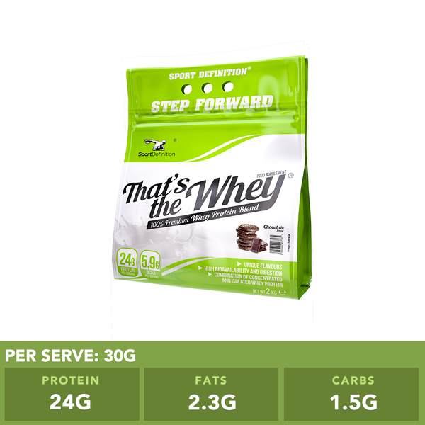 That's The Whey Chocolate (2kg)