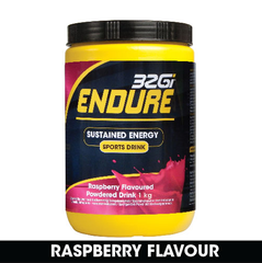 32GI Low GI Endure Raspberry 900g