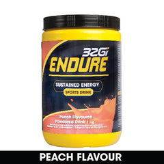 32GI Low GI Endure Peach 900g