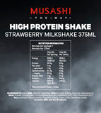 High Protein Drink (Strawberry) - 6s X 375ml
