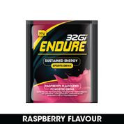 32GI Endure Sachets Raspberry 50g (Box of 15)