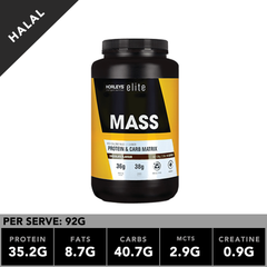 Horleys Mass Vanilla 1.3kg (Expire on 19 Jun 2020)