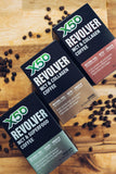 X50 Revolver MCT & Superfood Coffee Vegan Latte 10g (Box of 10) Single Pack