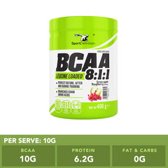 BCAA 8:1:1 Green Apple Raspberry