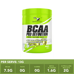 BCAA PRODEFINITION Kiwi (4:1:1 with BETA ALANINE)