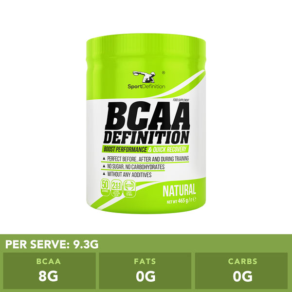 BCAA Definition 2:1:1 Natural