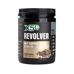 MCT Oil Coffee Flavoured Powder