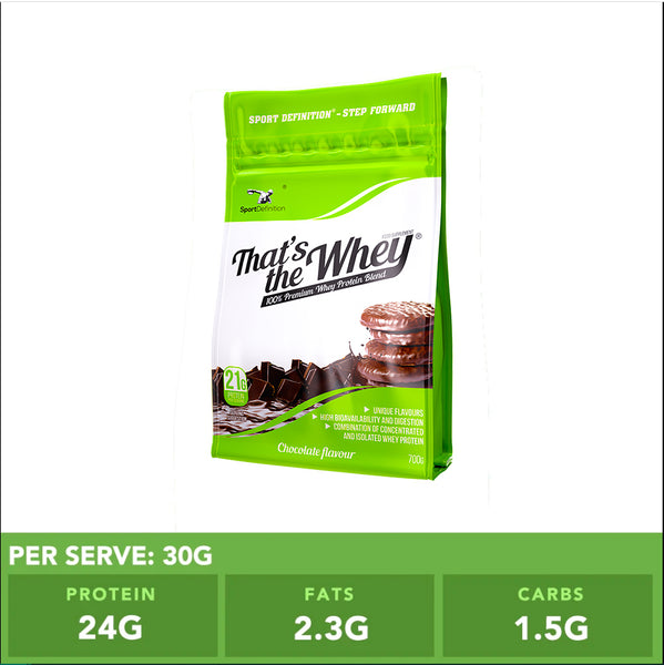 Sport Definition That's The Whey Chocolate 700g