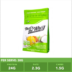 Sport Definition That's The Whey Pineapple White Chocolate 700g