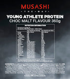 YOUNG ATHLETE PROTEIN Powder