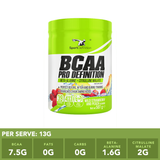 Sport Definition BCAA Pro Definition 4:1:1 Wild Strawberry with Peach (with Beta Alanine)