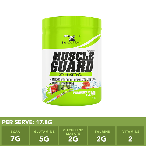 Muscle Guard (BCAA + GLUTAMINE)