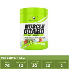 Sport Definition Muscle Guard (BCAA + Glutamine)