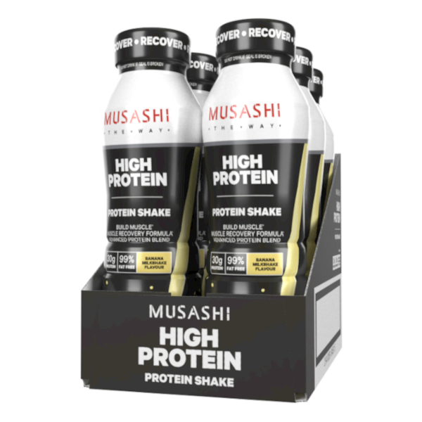 High Protein Drink (Banana) - 6s X 375ml
