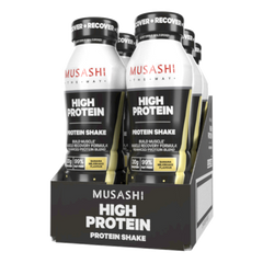 High Protein Shake Banana 375ml (Box of 6)