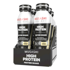 High Protein Shake Vanilla 375ml (Box of 6)