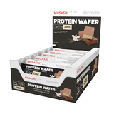 Musashi Protein Wafer Bar Vanilla 40g (Box of 12) (Expire on 29 Aug 2020)
